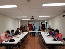 2017 의왕시 시의원 방문