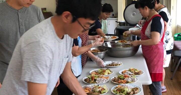 2018 한국 복지실습생 학습현장2