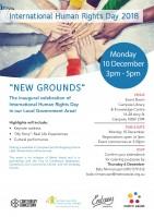 Invitation-International Human Rights Day Celebration